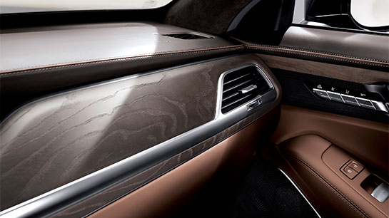 GENESIS G90 Design Features - Exceptional on the inside.
